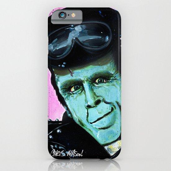 Munster Go Home! iPhone & iPod Case