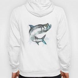 Tarpon Fish Hoody