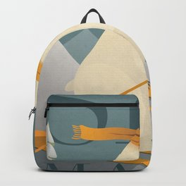 Ski Maine - Skiing Polar Bear Backpack