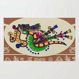 Quetzalcoatl II Rug
