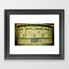 Palace of Fine Arts Framed Art Print