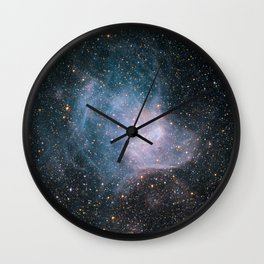 NGC 346 Wall Clock