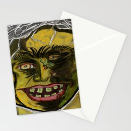 The Ogre Stationery Cards