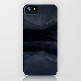 Night Valley iPhone Case