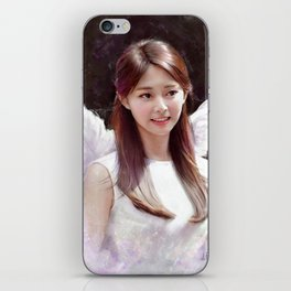 Angel Tzuyu iPhone Skin