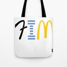 FIM CORPORATION Tote Bag