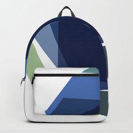 Serenity Hexagons Backpack