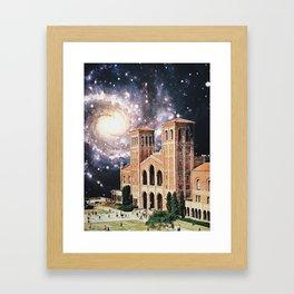 educate Framed Art Print