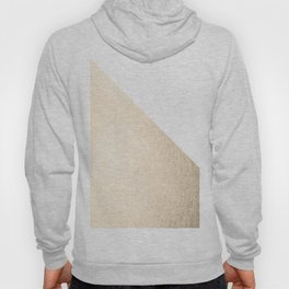 Simply Shadow in White Gold Sands Hoody