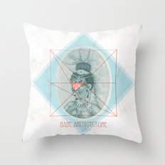 Babe Architecture Throw Pillow