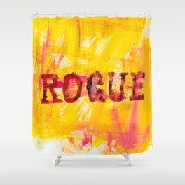 going rogue Shower Curtain