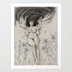 primavera Art Print