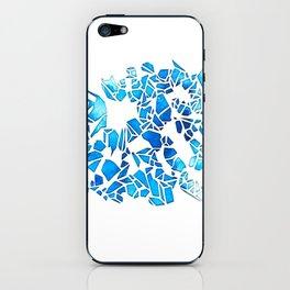 Calcite iPhone Skin
