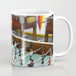 Soccer tables Coffee Mug