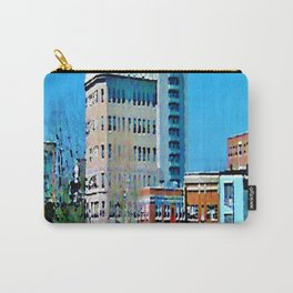 Cookman Ave Asbury Park NJ Carry-All Pouch