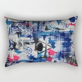 Giving strength Rectangular Pillow