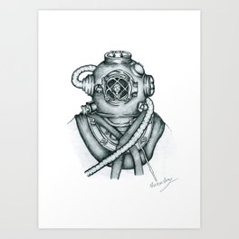 I Want My Mummy Art Print