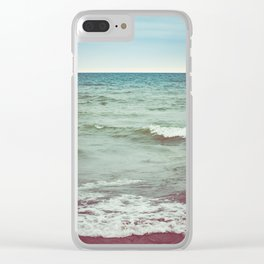 Lake of Dreams Clear iPhone Case