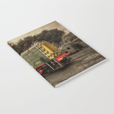 Severn Valley Gronk Notebook