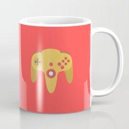 N64 Controller Coffee Mug