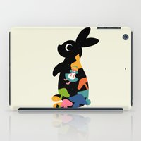 alice in wonderland iPad Cases featuring Alice by Andy Westface
