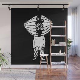Oxydol Boy Wall Mural