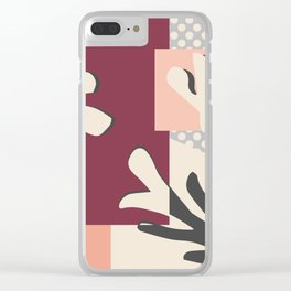 Finding Matisse pt.2 #society6 #abstract #art Clear iPhone Case