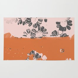 makenzie: ditsy florals Rug