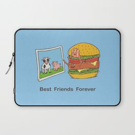 Best friends Forever Laptop Sleeve