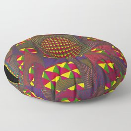 The Light Within Floor Pillow