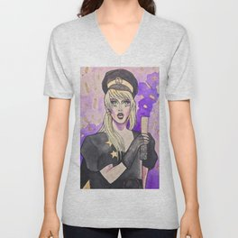 Aquaria Bang Bang Unisex V-Neck