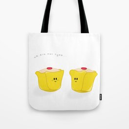Ur Siu Mai Type Tote Bag