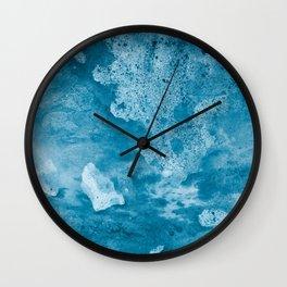 Valhallarok Wall Clock