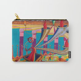 Speaking in Tongues Carry-All Pouch