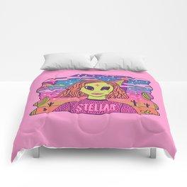 Stellar Girl Comforters
