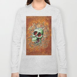 """""""Song of Flowers"""" Long Sleeve T-shirt"""