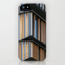 Asakusa Culture Tourist Information Center by Kengo Kuma iPhone Case