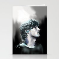 louis Stationery Cards featuring louis  by Seefirefly
