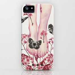 It Aches III iPhone Case