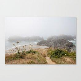 Bandon Beach Canvas Print