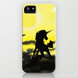 Do You Believe iPhone Case