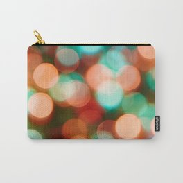Abstract holiday background Carry-All Pouch
