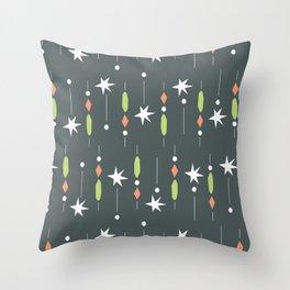 twinkle twinkle little snow Throw Pillow