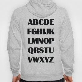 ABCs Hoody