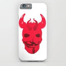 Red Devil Slim Case iPhone 6s