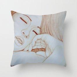 Need it like coffee Throw Pillow