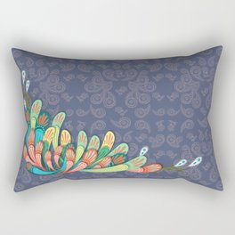 Motherly Love batik Rectangular Pillow