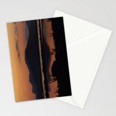 las salinas Stationery Cards