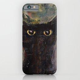 Ninja Cat iPhone Case