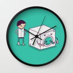 Secret Habit Wall Clock